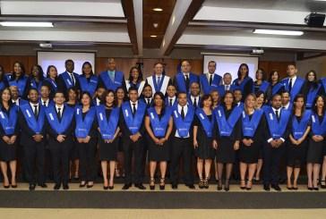 Procuraduría gradúa 84 nuevos fiscalizadores