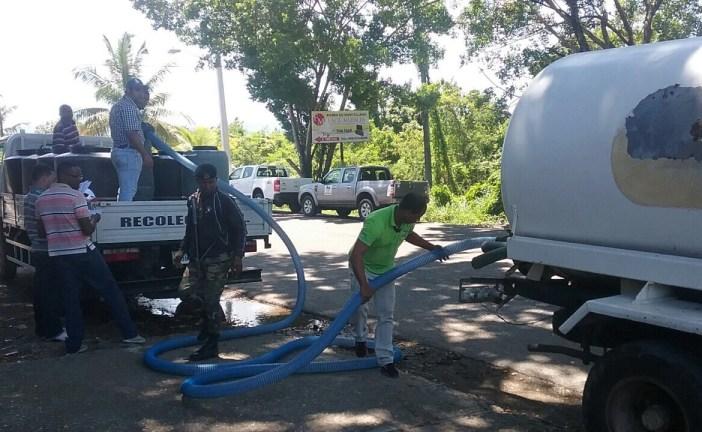 Ministerio de Salud y Ministerio Público decomisan leche líquida en Puerto Plata