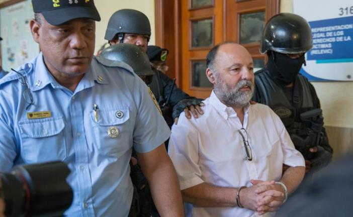 Francés Christophe Naudin deberá cumplir cinco años de prisión tras aceptar culpabilidad
