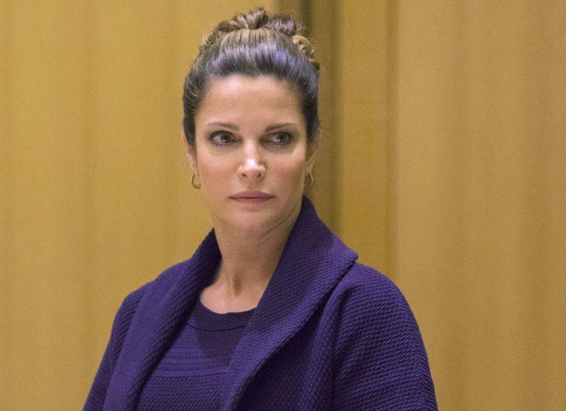 Retiran cargos a supermodelo Stephanie Seymour