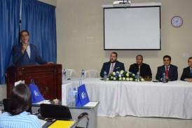 Haina International Terminals inicia tercer curso sobre Gestión Moderna de Puertos UNCTAD