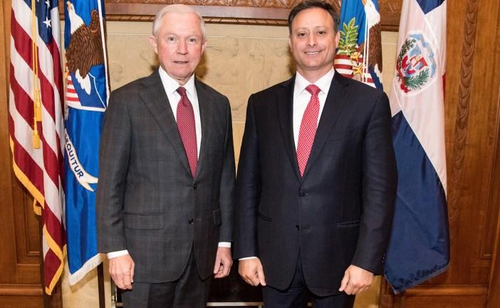 República Dominicana y Estados Unidos refuerzan lucha contra el crimen transnacional