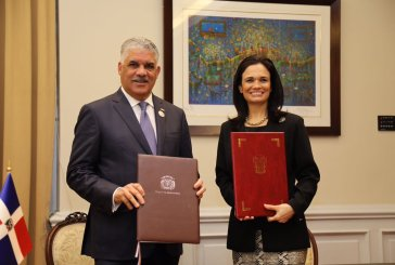 República Dominicana y Panamá firman convenio de homologación de sentencias