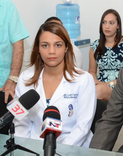 Doctora niega practicara aborto a Emely Peguero Polanco