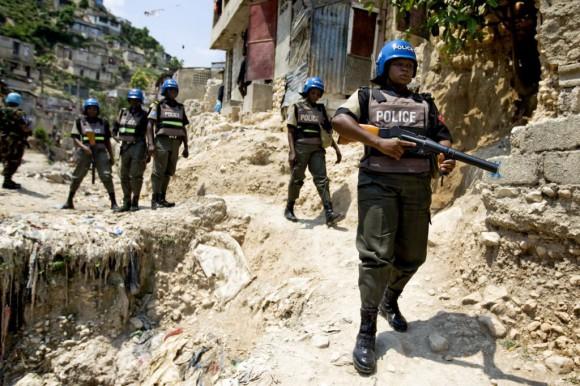 Minustah concluye en Haití