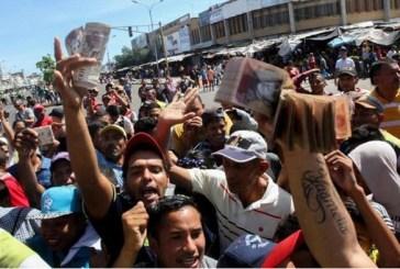 Saqueos en distintas ciudades de Venezuela