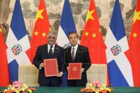 China aprovecharía tratados de República Dominicana para exportar a EE.UU.