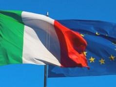Italia y la UE.