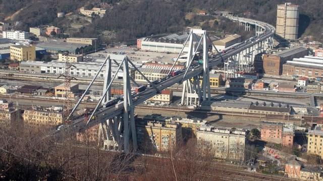 Atlantia concesiona las autopistas italianas.