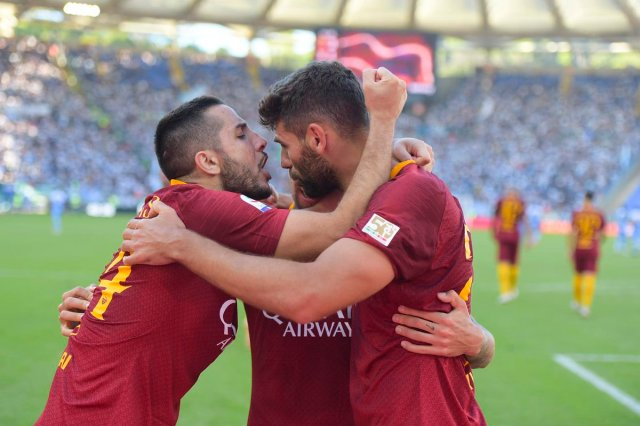 Roma. (@OfficialASRoma)