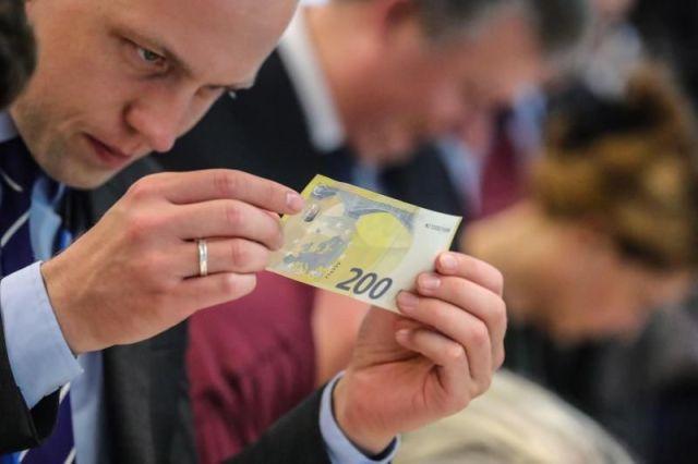 Nuevos billetes. (EFE)
