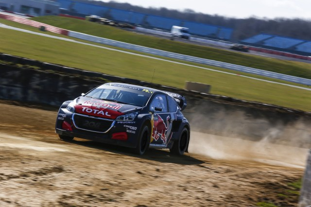Peugeot 208 WRX 2018 (Foto: Prensa Peugeot)