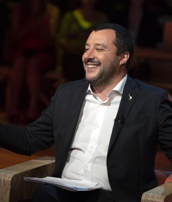 Matteo Salvini. (@matteosalvinimi)