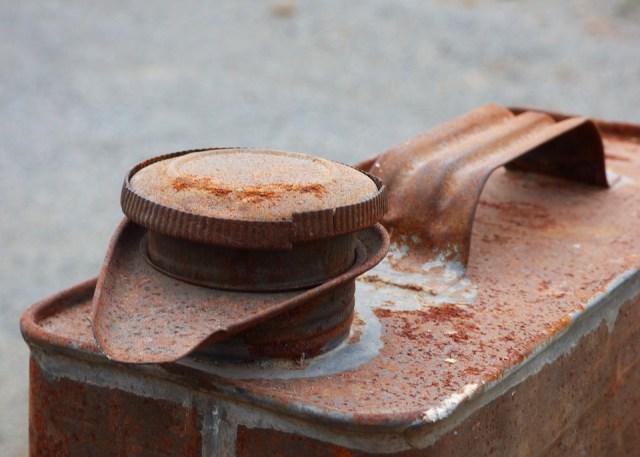 Bidón de combustible, imagen referencial.
