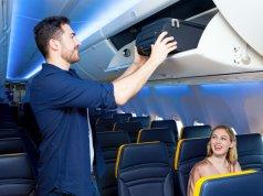 Equipaje de mano en las 'low cost'. (Ryanair)