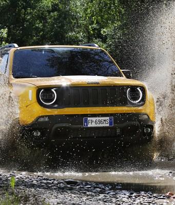 Jeep Renegade (Foto: prensa FCA).