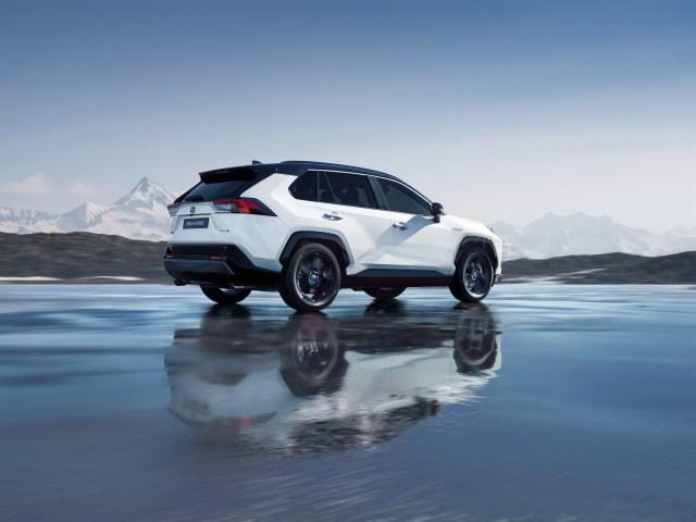 Toyota Rav4 2019 (Foto: Toyota).