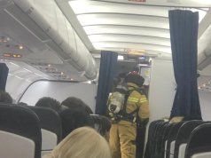 Emergencia en vuelo de British Airways.