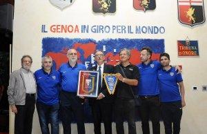 Boca Juniors y Genoa