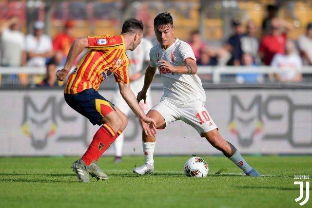 Lecce vs. Juventus