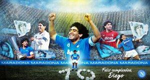 Maradona y Napoli