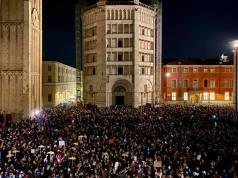 Sardinas en Parma.