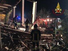 Explosión en Alessandria.