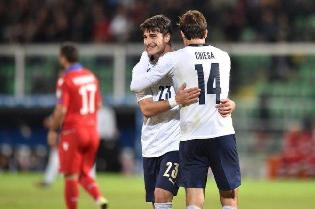 Italia vs. Armenia