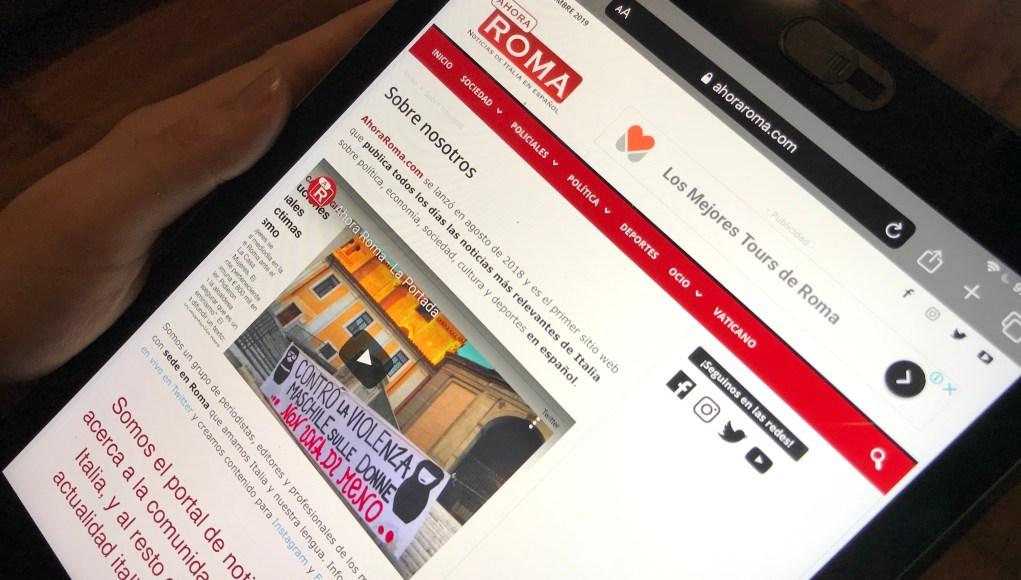 Noticias de Italia en español.
