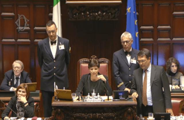 Cámara de Diputados.