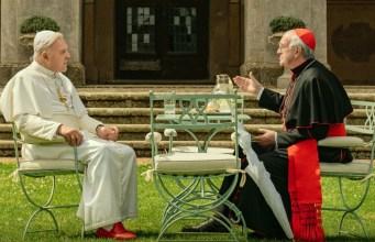 Los dos Papas.