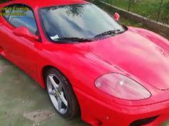 Cobraba una asignación y tenía una Ferrari.