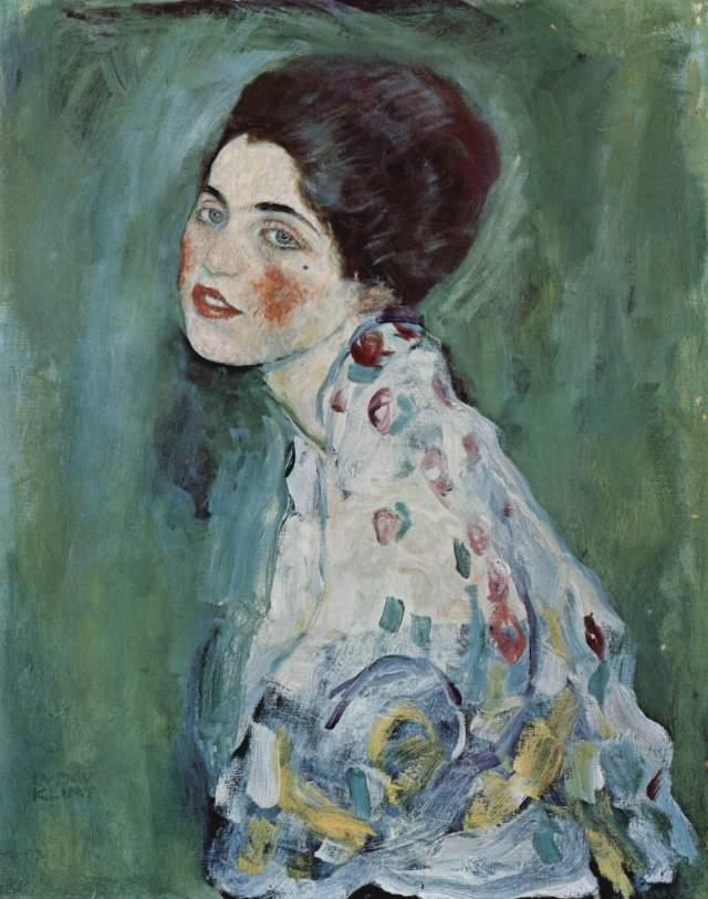 'Retrato de una dama'.