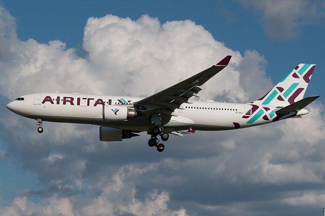 Air Italy.