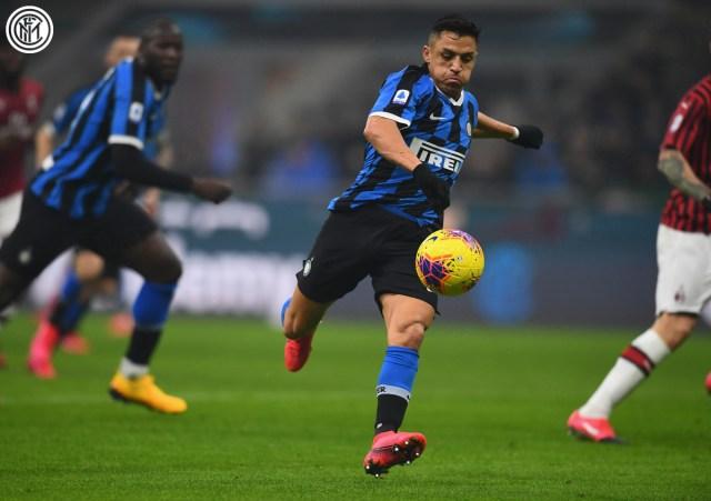 Inter le gana el clásico al Milan