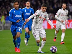 Olympique de Lyon vs. Juventus