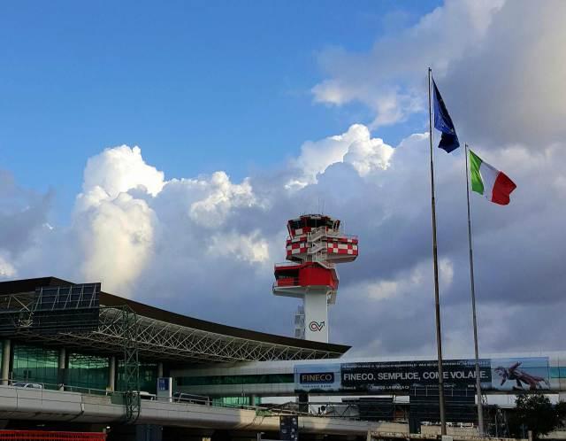 Aeropuerto de Roma Fiumicino (Foto: Carlo Dani / CC BY-SA - Archivo)
