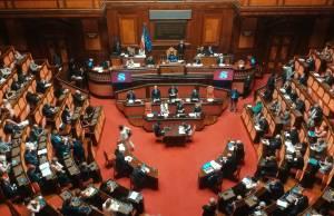El Senado, en sesión (Foto: Twitter Senado de la República - Archivo)