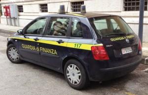 Coche de la Guardia de Finanzas (Foto: Corvettec6r / CC0 - Archivo)