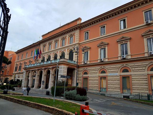 Policlínico Umberto I de Roma (Foto: Carlo Dani / CC BY-SA - Archivo)