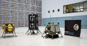 Algunos de los prototipos del Proyecto Artemisa (Foto: NASA Goddard Space Flight Center - Archivo)