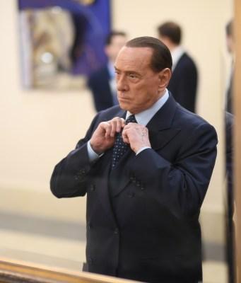 Silvio Berlusconi (Foto: Partido Popular Europeo - Archivo)