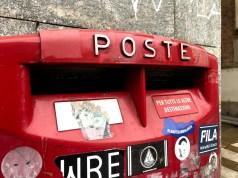Poste Italiane (Foto: AhoraRoma.com)