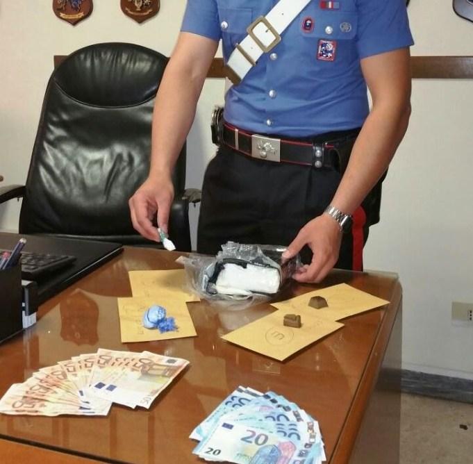 El narcotráfico, protagonista de la economía informal en Italia (Foto: Carabinieri - Archivo)