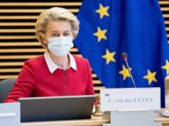 La presidenta de la Comisión Europea, Úrsula von der Leyen (Foto: Twitter)