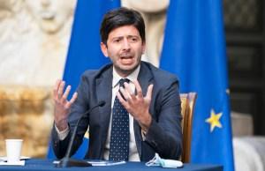 Roberto Speranza, ministro de Sanidad (Foto: Governo - Archivo)