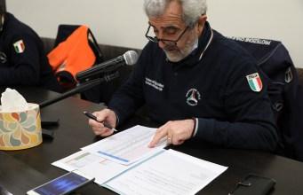 Agostino Miozzo, coordinador del Comité Técnico Científico (Foto: Protección Civil - Archivo)