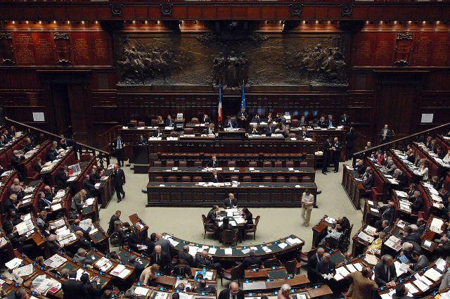 La Cámara de Diputados (Foto: https://www.flickr.com/photos/mauriziolupi/, CC BY 2.0 - Archivo)
