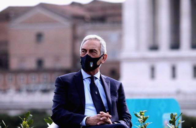 Gabriele Gravina, presidente de la Federación italiana de Fútbol (Foto: FIGG - Archivo)