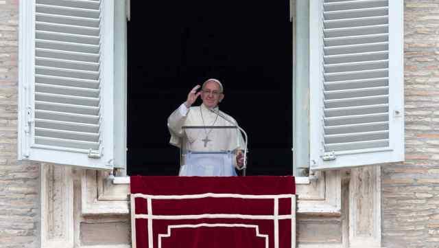 El Papa Francisco fue ingresado, pero horas antes ofició el Angelus (Foto: Oficina de información del Opus Dei - Archivo)